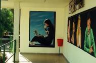 ציורי קיר - תיכון חדש הרצליה