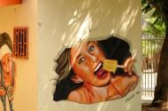 ציורי קיר לבתי ספר - עירוני ט' תל אביב - אבי בליטשטיין